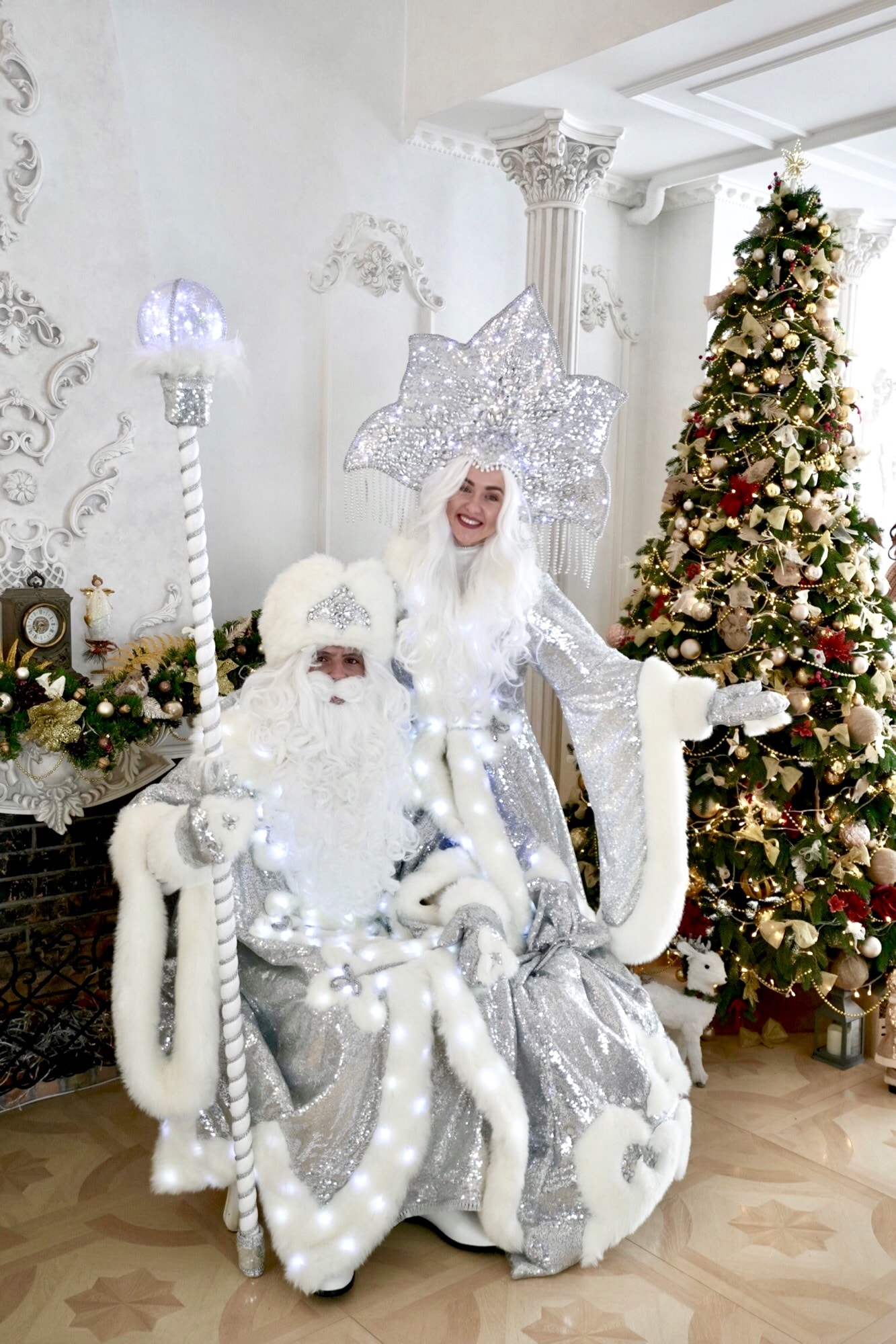 3. Дед мороз и Снегурочка-min